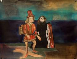 Danse Macabre Polyptich