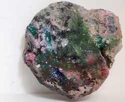 Charm stone object 2013