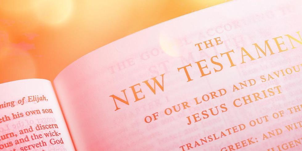 The New Testament Interfaith Dialogue Series