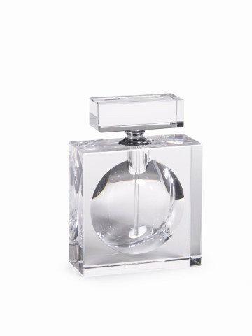 modern glam perfume bottle