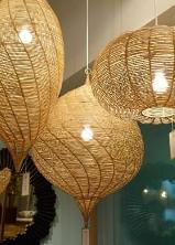 Moroccan-inspired hanging pendants