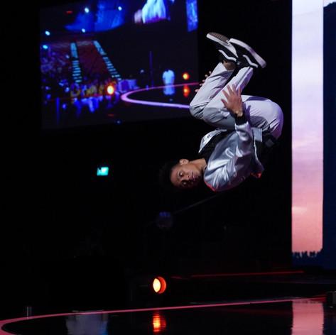 Parkour/Stunt Performance