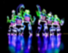 LuMen - LED Dance Performance Singapore Event Entertainment