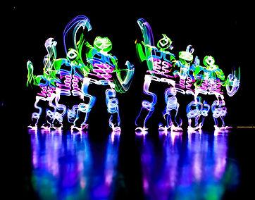 LuMen - LED Dance Performance Australia Event Entertainment