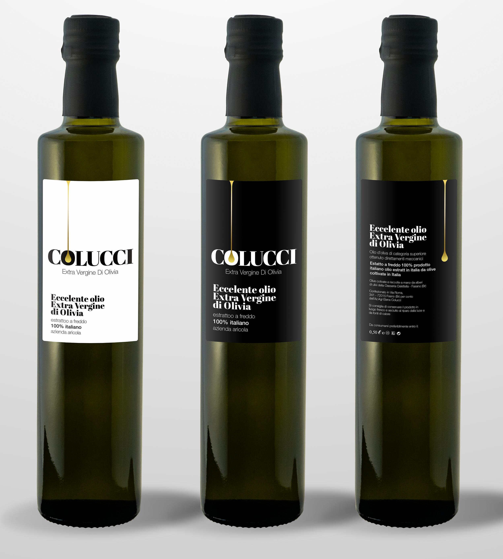 COLUCCI OLIVE OIL