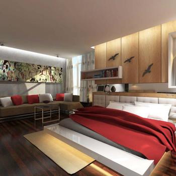 Apartment Interior Design in New Delhi