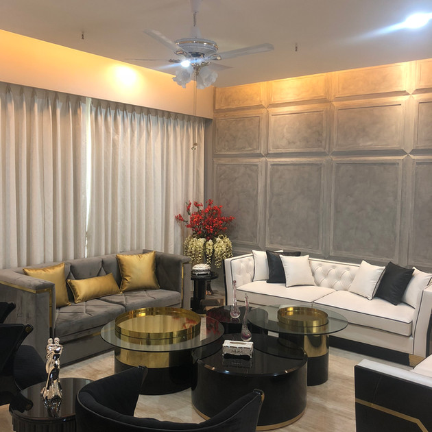 Apartment Interiors in Noida
