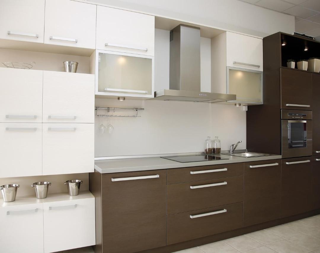 L-Shaped Modular Kitchen Mundane Beauty