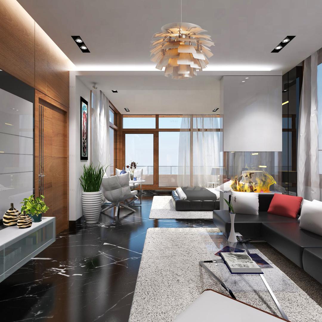 Apartment Interior Design in Noida