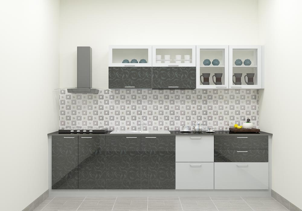 Modular Kitchen Mundane Beauty