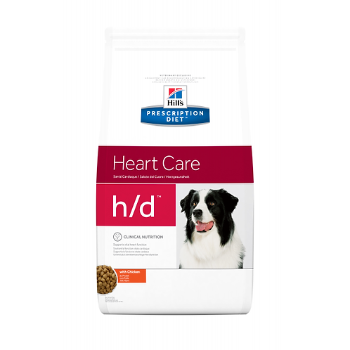 HILL'S PRESCRIPTION DIET - CANINE H/D