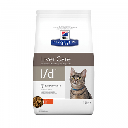 HILL'S PRESCRIPTION - DIET FELINE L/D