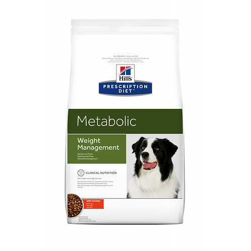 HILL'S PRESCRIPTION DIET - CANINE METABOLIC