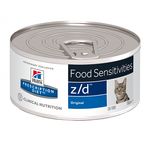 HILL'S PRESCRIPTION DIET - FELINE Z/D SÄILYKE 156 G