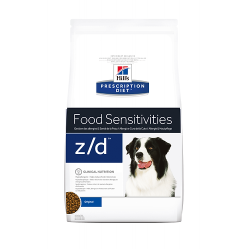 HILL'S PRESCRIPTION DIET - CANINE Z/D