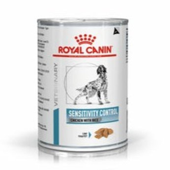 ROYAL CANIN - DOG Sensitivity Control WET Chicken with Rice