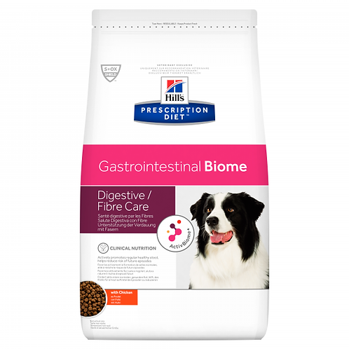 HILL'S PRESCRIPTION DIET - CANINE GASTROINTESTINAL BIOME