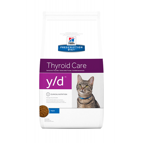HILL'S PRESCRIPTION DIET - FELINE Y/D