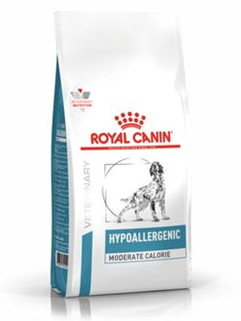 Royal Canin  - Dog Hypoallergenic Moderate Calorie