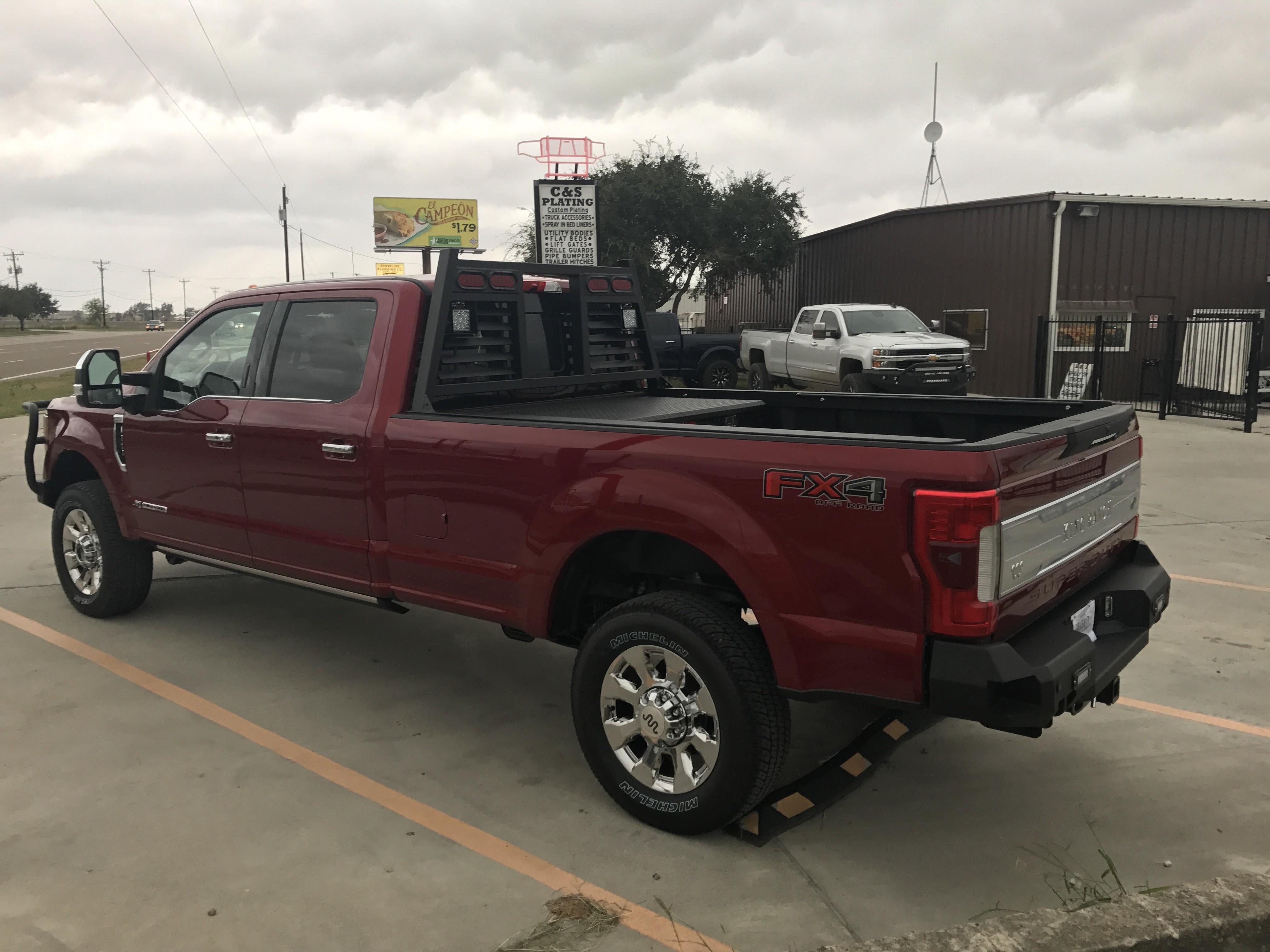 Headache Rack | Truck Bed | Corpus Christi | C&S Truck and
