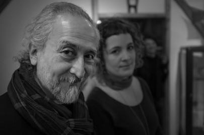 Victor Ruiz & Hanna Specht