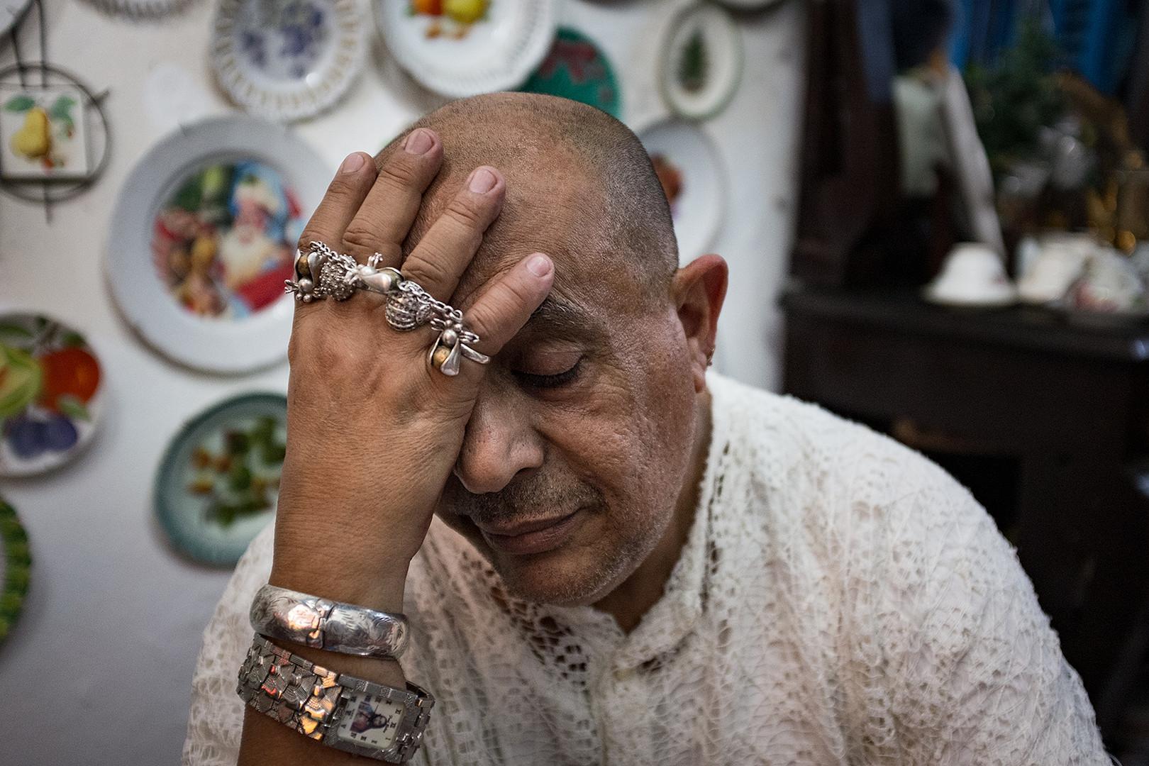 Tommy Reyes Martinez, Havanna
