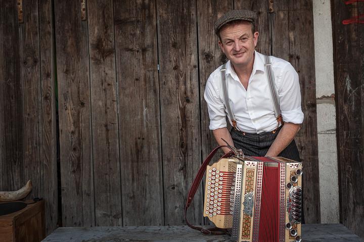 Sepp Müller, Musik-Kabarettist