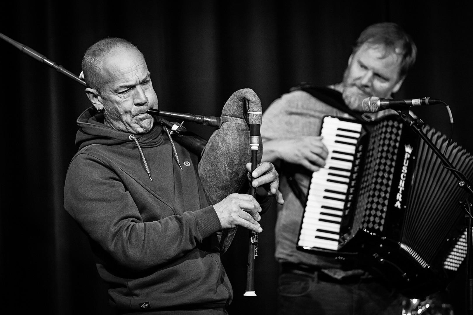 Hermann Kühebacher und Toni Taschler