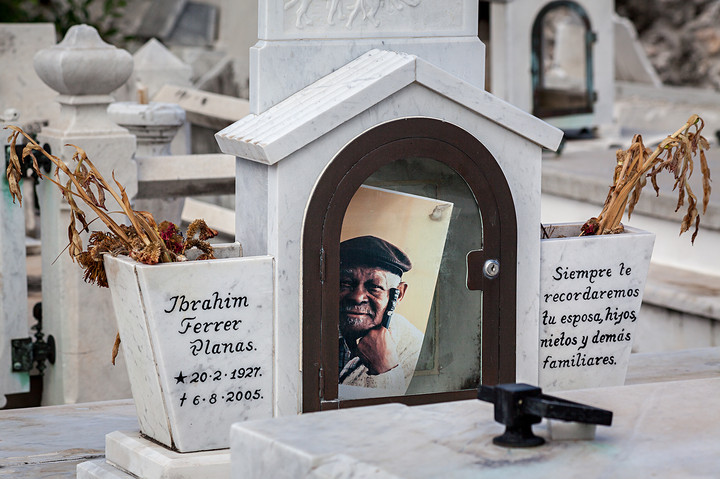Ibrahim Ferrer Planas