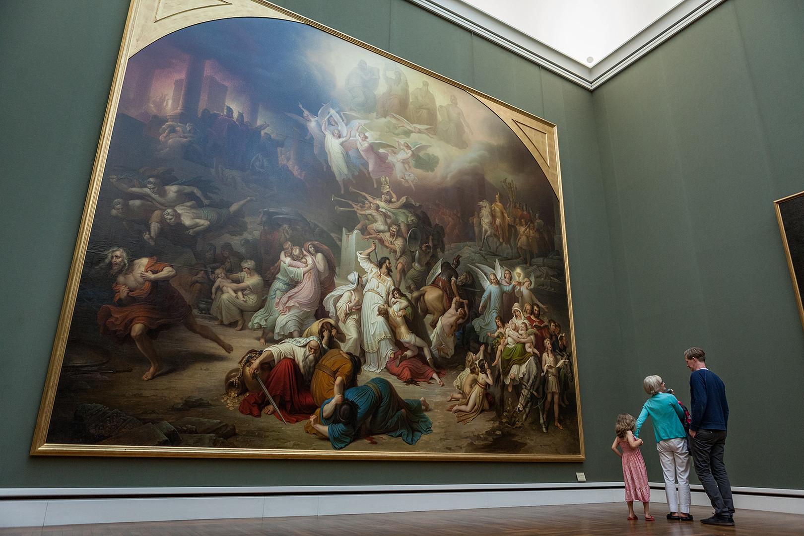 Alte Pinakothek, München ©2013 Thomas Heckner Photographie