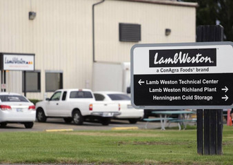 Lamb Weston on track to spin off from ConAgra Foods