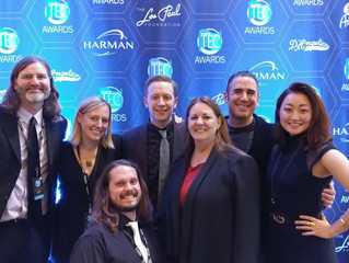 Formosa Interactive Wins Big at the 32nd Annual TEC Awards at NAMM