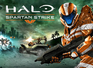 Halo: Spartan Strike Nominated for 14th Annual G.A.N.G. Awards!