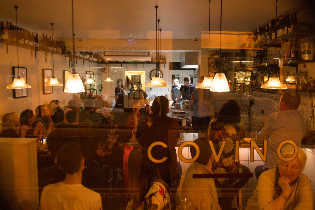 Chef's Table Events x Covino