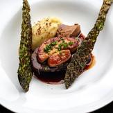 oxcheek / beef / liver / truffle