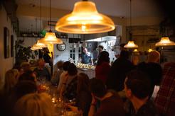 Chef's Table Events x Covino