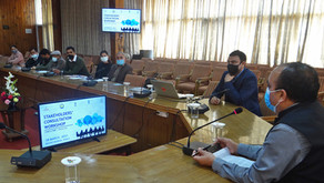 Stakeholders' Consultation Workshop for the Updation of City Disaster Management Plan (CDMP), Shimla