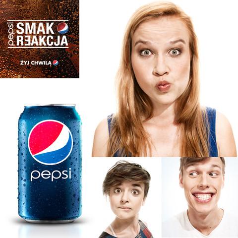 Pepsi - Smark Reakcja