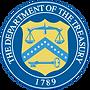 US Department of the Treasury Logo
