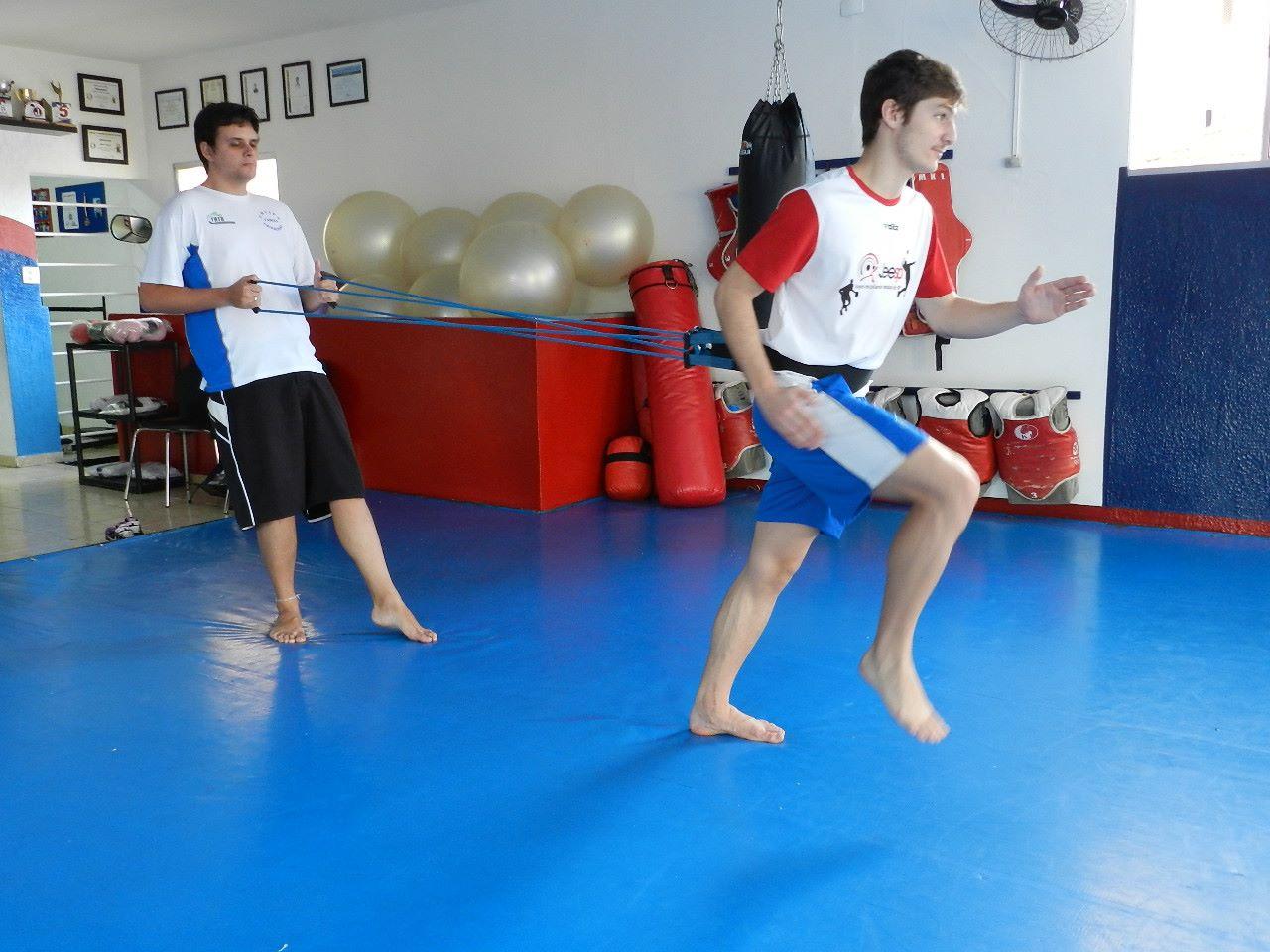 Fisioterapia dirigida ao Esporte