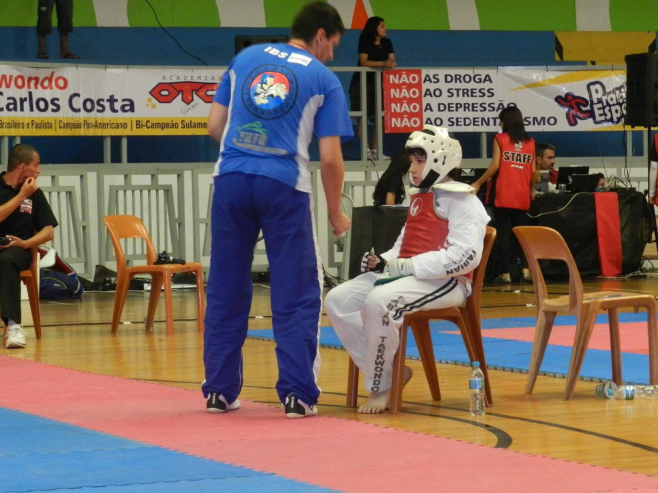 Taekwondo olimpico