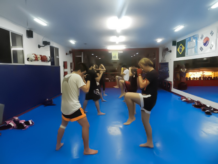 Muay Thai Brooklin