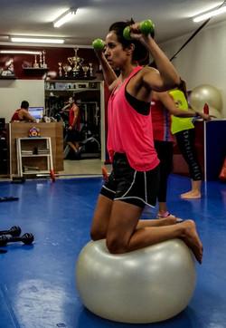 Pilates Matrix Academia