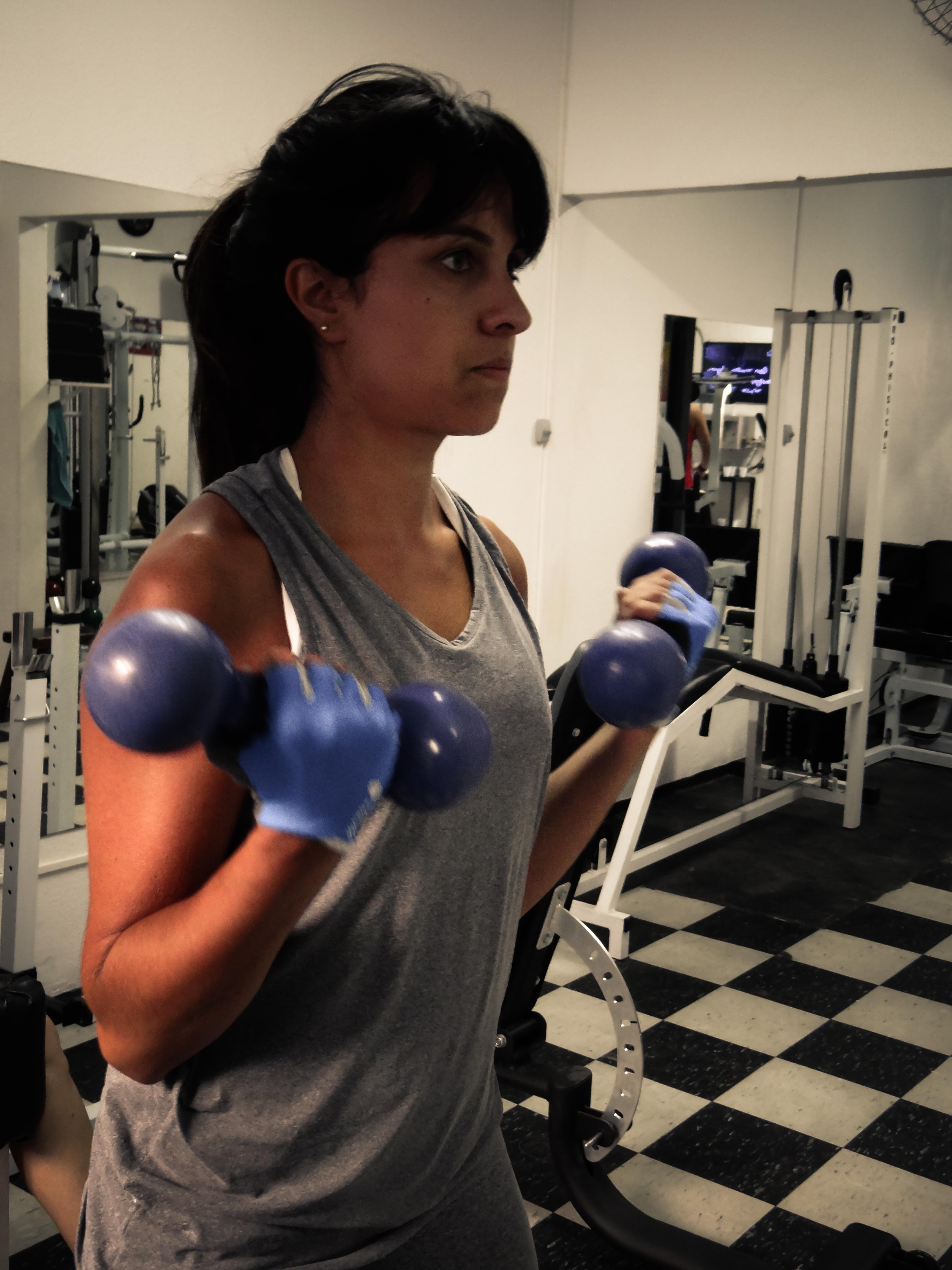 Musculação Matrix Academia