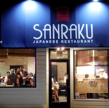 Sanraku (Sutter店)