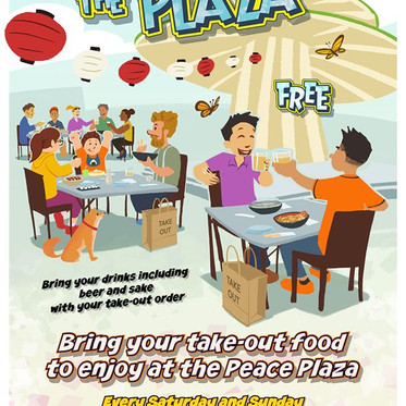 Picnic at the Plaza