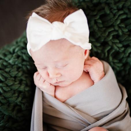 Norah's Fresh 48 & Newborn Session