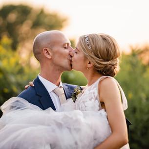 Mackenzie & Adam's Gorgeous Greenhouse Wedding