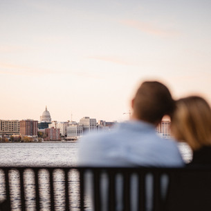 Top Engagement Session Location Ideas in Madison, WI