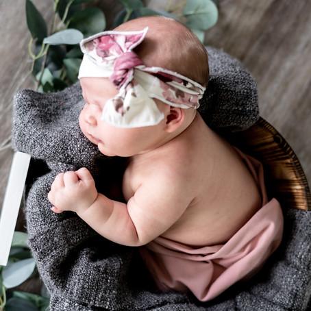Ellie's Newborn Session